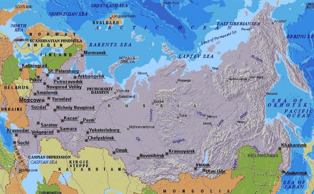 moskva karta Moskva Ryssland karta   Ryssland Moskva karta (Ryssland) moskva karta